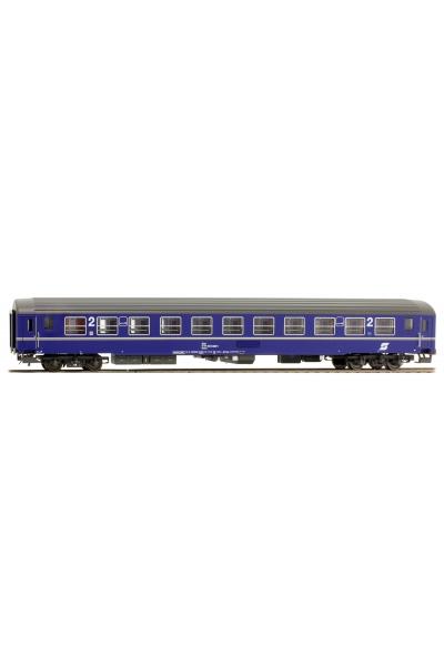 LSM 47046 Вагон пассажирский Bcmz 50-70 OBB Epoche IV 1/87