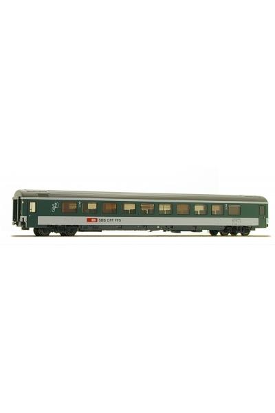 LSM 47241 Вагон пассажирский Bpm 500 SBB Epoche IV-V 1/87