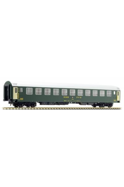LSM 47322 Вагон пассажирский Bcm SBB Epoche V 1/87