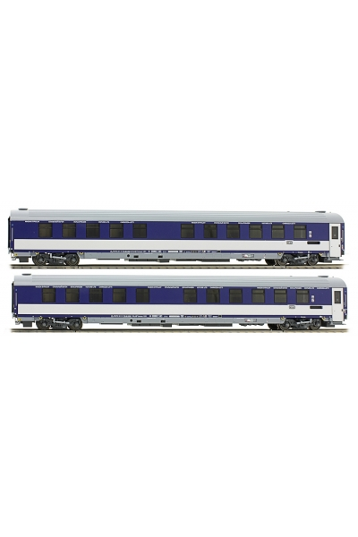LSM 48004 Набор пассажирских вагонов Ян Кипура PKP 1/87