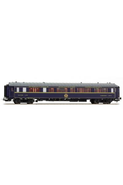 LS Models 49137 Вагон пассажирский Typ S 1/2кл.CIWL(SNCF) Epoche IV 1/87