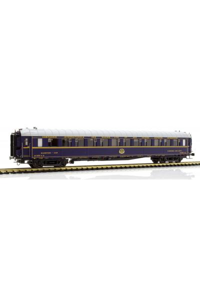 LSM 49211 Вагон пассажирский Typ Z ISG/CIWL Epoche II 1/87