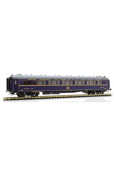 LSM 49214 Вагон пассажирский Typ Z ISG/CIWL Epoche III 1/87