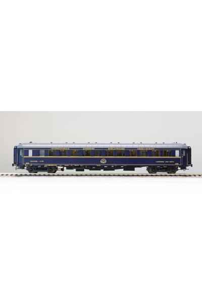 LSM 49216 Вагон пассажирский WL Zo CIWL 1956 Epoche III 1/87
