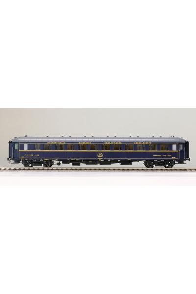 LSM 49218 Вагон пассажирский WL Zo CIWL 1968 Epoche IVa 1/87