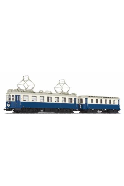 Liliput 133893 Трамвай Wiener Lokalbahnen (WLB) Epoche III - IV 1/87