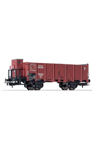 Liliput 235020 Вагон грузовой Om 11/029 Konigsberg DRG Epoche II 1/87