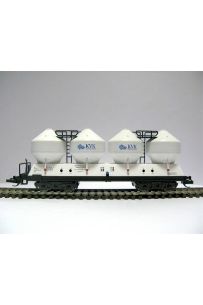 Loco 3407 Платформа с бункерами CSD 1/120