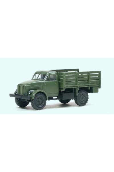 MM 33230 Автомобиль ГАЗ-53Н высокие борта армейский 1/87