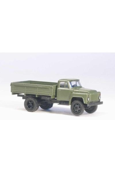 MM 33340 Автомобиль ГАЗ-52 бортовой армейский 1/87
