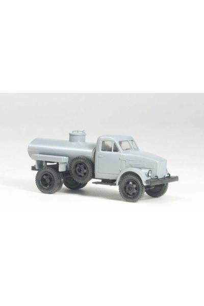 MM 36291 Автомобиль ГАЗ-51 АТЗ-2,2 топливозаправщик гражд.кабина серая 1/87