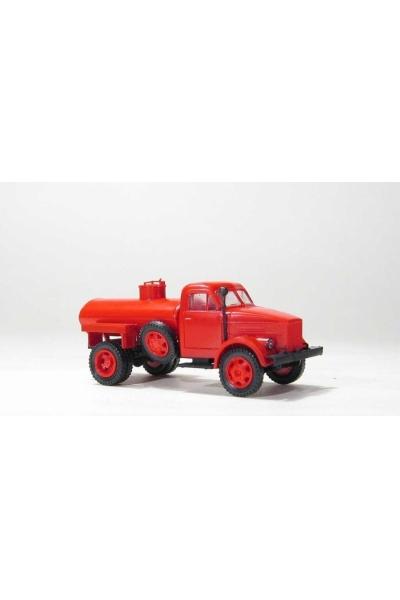 MM 36295 Автомобиль ГАЗ-51 АТЗ-2,2 топливозаправщик красный 1/87