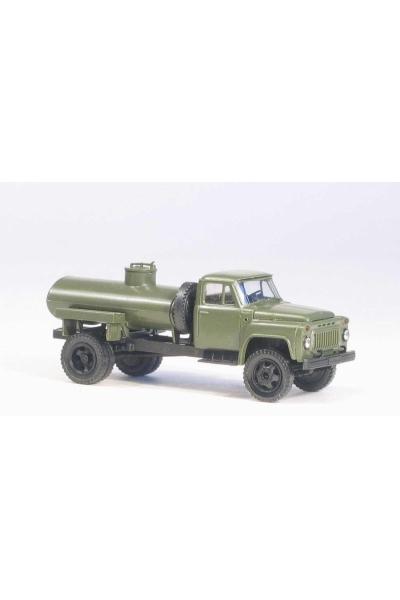 MM 36390 Автомобиль ГАЗ-52 -01 АТЗ-2,4 топливозаправщик армейский 1/87