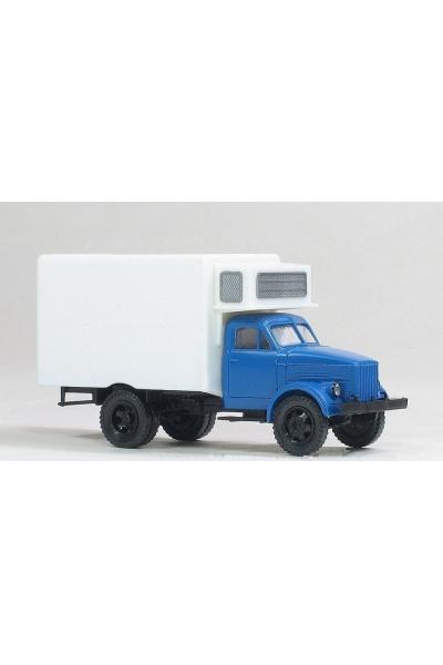 MM 37206 Автомобиль ГАЗ-51 рефрижератор кабина синяя 1АЧ 1/87