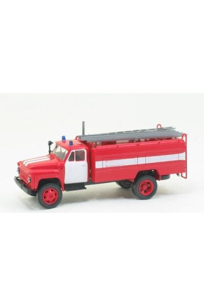 MM 39505 Автомобиль ГАЗ-53 пожарная автоцистерна АЦУ-30(53)  1/87