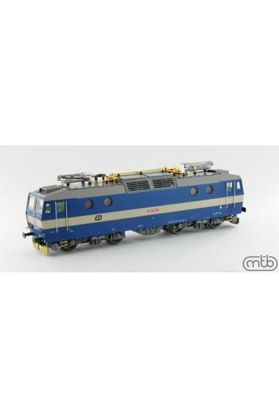 MTB 363129 Электровоз 363 129 CD DCC Epoche V 1/87