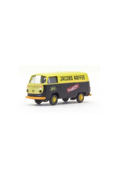 Minis 3863 Автомобиль VW Bus T2 Jacobs Kaffee 1/160