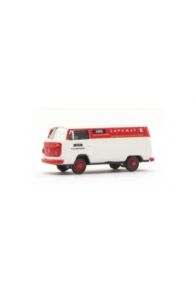 Minis 3864 Автомобиль VW Bus T2 AEG Lavamat 1/160