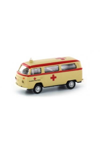 Minis 3872 Автомобиль VW Bus T2 DRK 1/160