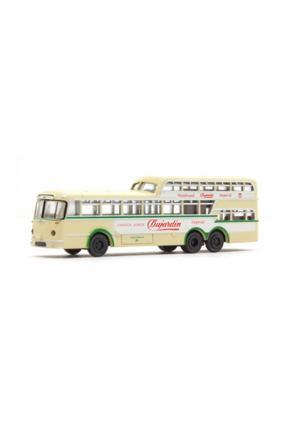 Minis 3912 Автобус Bussing 1 1/2 Decker Essen Dujardin 1/160