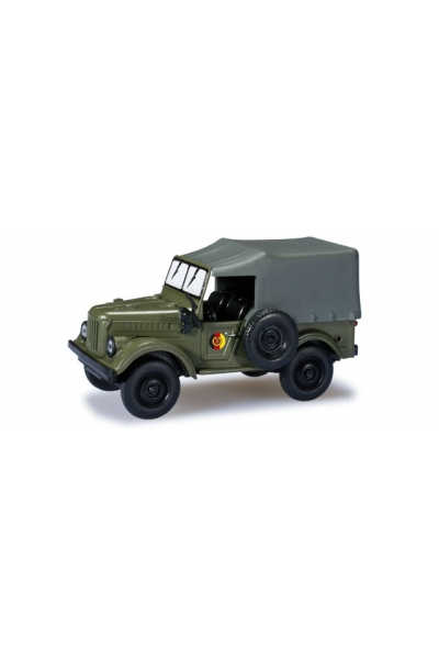 Minitanks 049771 GAZ 69 NVA 1/87