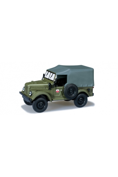 Minitanks 700580 GAZ 69 CA