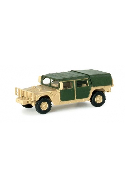 Minitanks 741637 Hummer US-Army 1/87