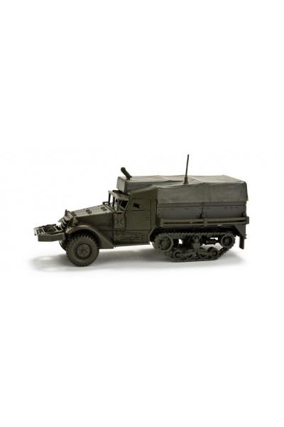 Minitanks 743730 M3 Halbkette MG US-Army 1/87