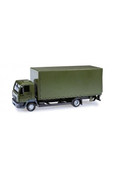 "Minitanks 743853 MAN LE2000 Planen-LKW ""Bundeswehr"""