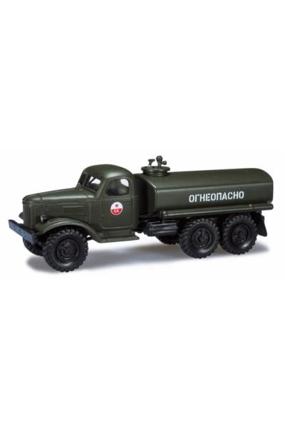 Minitanks 744034 ЗиЛ 157 бензовоз 1/87
