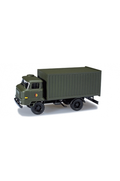 """Minitanks 744126 IFA L 60 Koffer-LKW """"NVA"""" 1/87"""