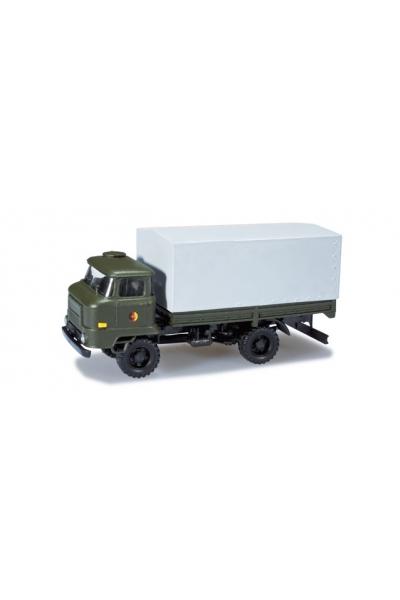 """Minitanks 744133 IFA L 60 Planen-LKW """"NVA"""" 1/87"""