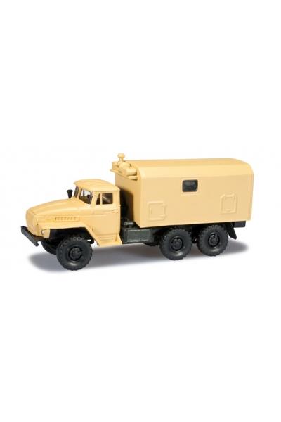 """Minitanks 744324 Ural """"Sowjet-Armee in Afghanistan"""""""