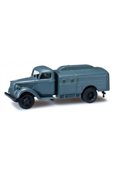 Minitanks 744652 Ford V 3000 Tankfahrzeug Wehrmacht 1/87