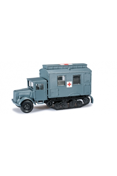 "Minitanks 744683 Deutz ""Sanitater"" Wehrmacht 1/87"
