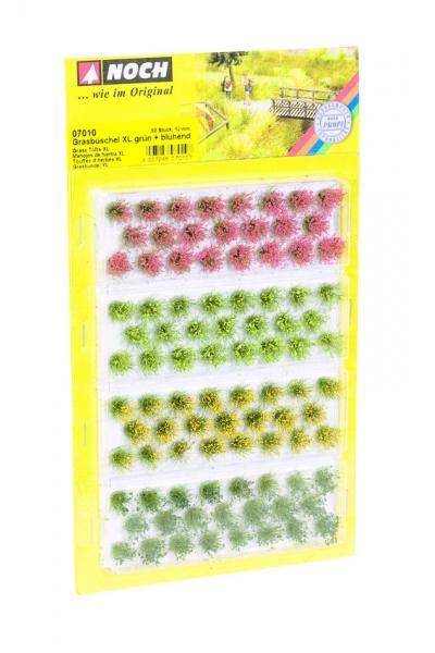Noch 07010 Полевые цветы 4 цвета 92шт 12мм