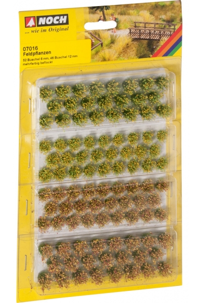 Noch 07016 Набор полевые цветы 6 и 12мм 98шт