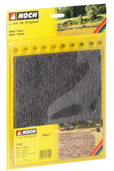 Noch 07450 Травяной коврик 21х19см+10 пучков травы 1/87