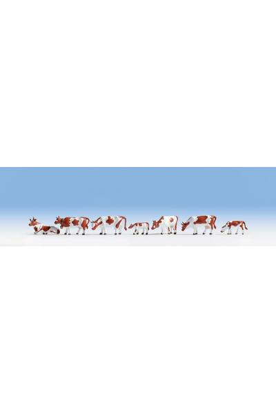 Noch 15723 Коровы 1/87