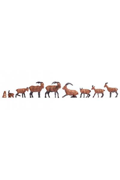 Noch 15742 Альпийские животные 1/87