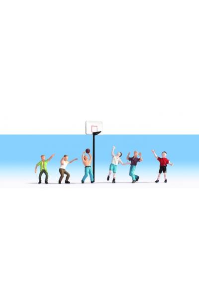 Noch 15882 Баскетбол 1/87