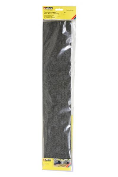 Noch 58255 Стена подпорная обработанный камень 65 x 12,5см 1/87