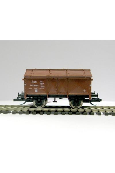 PMT 65241 Вагон бункер с крышками CSD 1/120