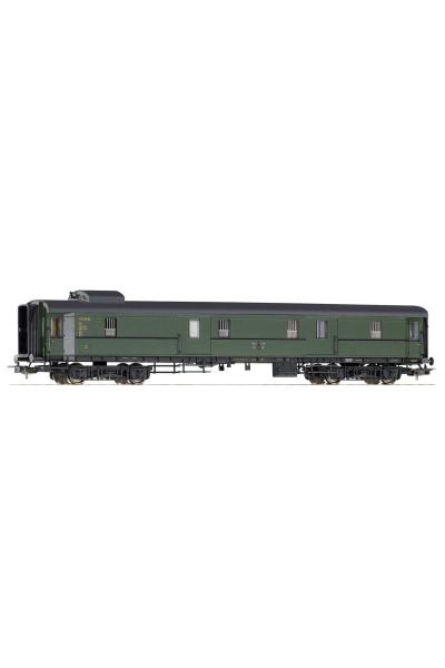 Piko 53174 Вагон пассажирский Pw4i-32 DRG Epoche II 1/87