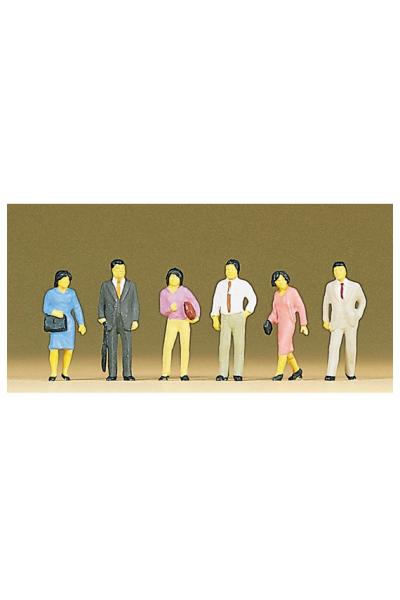 Preiser 10119 Японцы 1/87