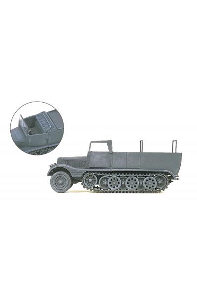 Preiser 16561 Halbketten-Zugmaschine 3t 1/87