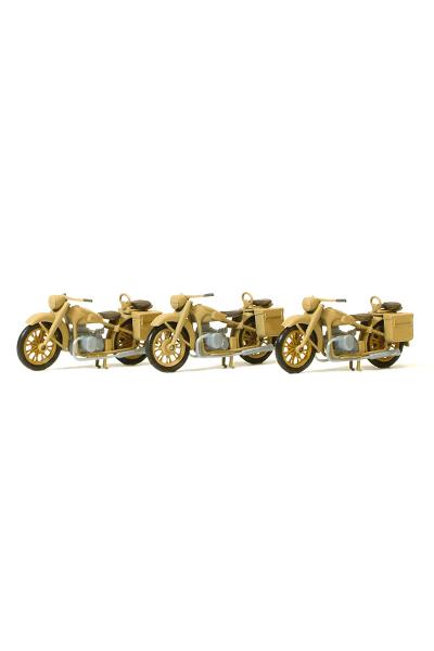 Preiser 16572 Мотоцикл BMW R 12 1939-45 г 1/87