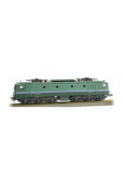 Ree JM003 Электровоз CC-7117 Avignon SNCF Epoche III 1/87