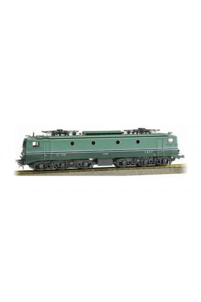 Ree JM-004S Электровоз CC 7100 ЗВУК DCC SNCF Epoche IV-V 1/87