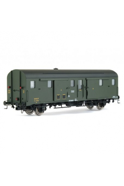 Ree VB-341 Вагон багажный DEV 52 South-West SNCF Epoche III 1/87